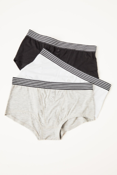 z supply Boy Shorts (3 Pack) - Product List Image