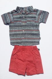 Duck Duck Goose Boy Shorts Set - Front cropped