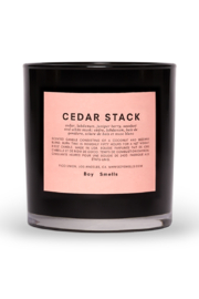Boy Smells - CEDAR STACK - Product Mini Image
