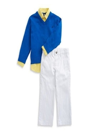 Nautica Boy Sweater Set - Front cropped