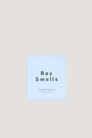 Boy Smells Dynasty Candle - Front full body