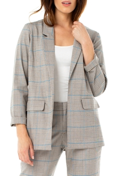 Shoptiques Product: Boyfriend Blazer w/Darts
