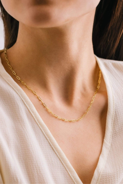 Lovers Tempo Boyfriend Chain Necklace - Product List Image