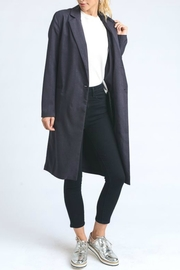 Mono B Boyfriend-Fit Coat - Product Mini Image