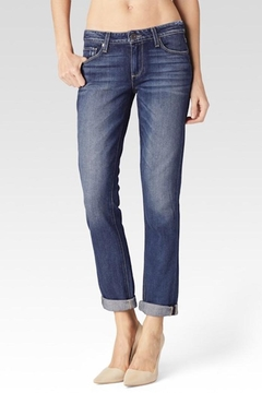 Paige Premium Denim Boyfriend Jean - Product List Image