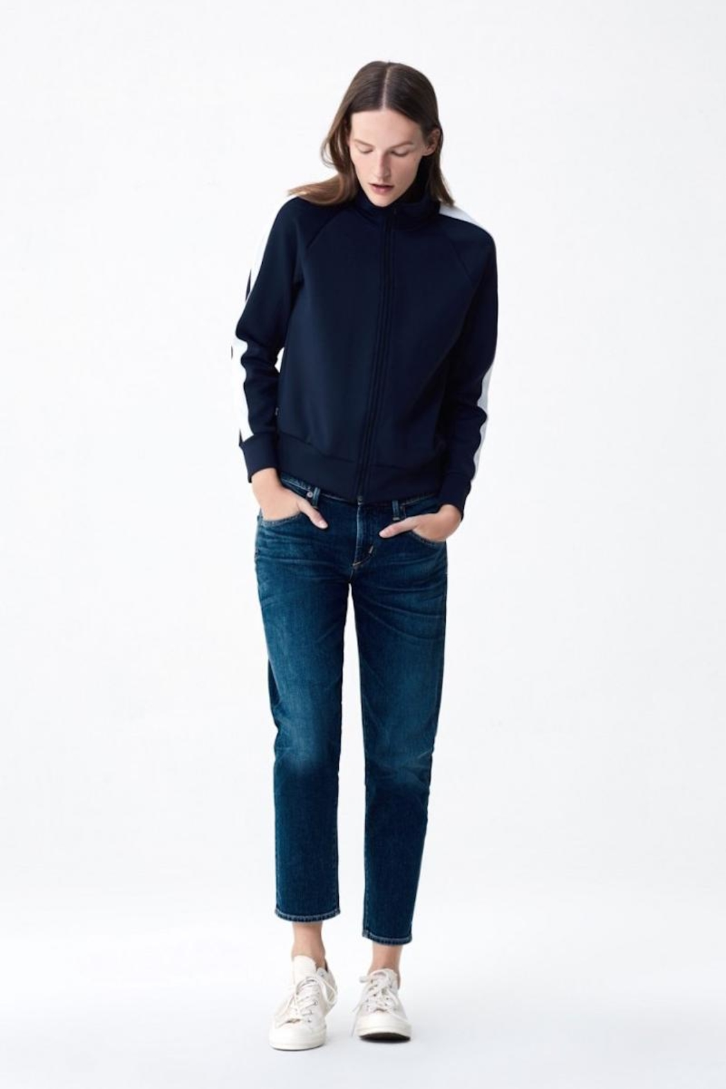 Citizens of Humanity Boyfriend Jeans - Main Image