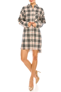 Shoptiques Product: Boyfriend Shirt Dress