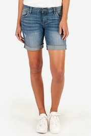 Kut from the Kloth Boyfriend Short - Front cropped