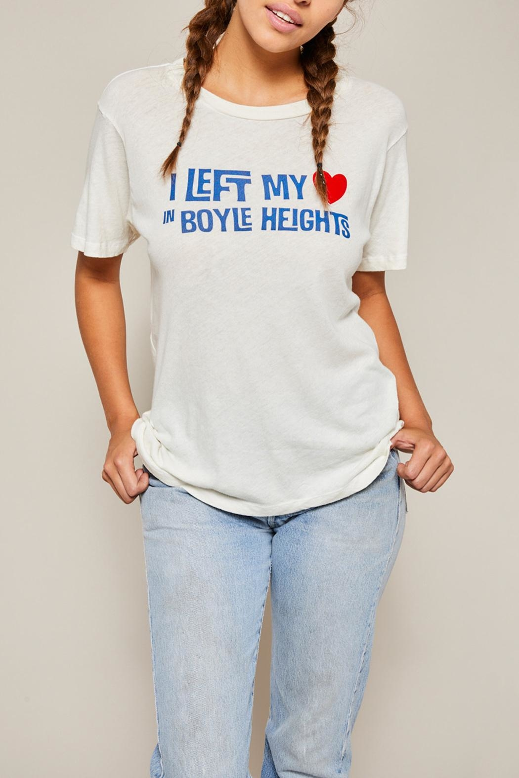 All Things Fabulous Boyle Heights Tee - Front Full Image
