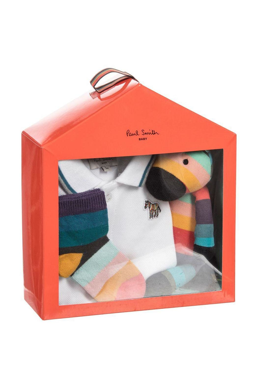Paul Smith Junior Boys 3-Piece Gift-Set - Front Full Image