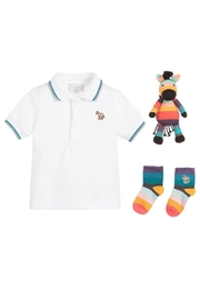 Paul Smith Junior Boys 3-Piece Gift-Set - Front cropped