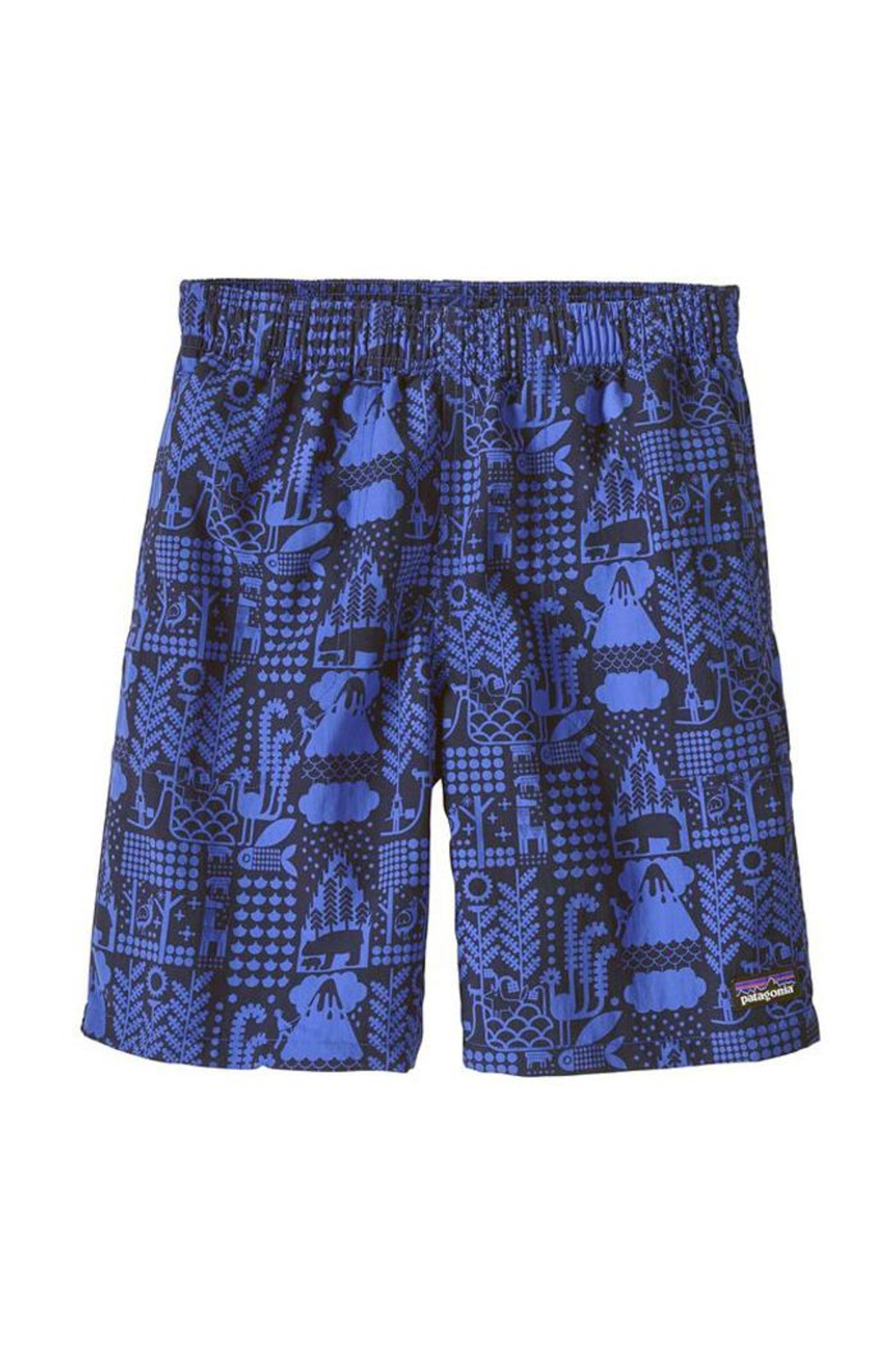Patagonia Boys' Baggies Shorts - Main Image