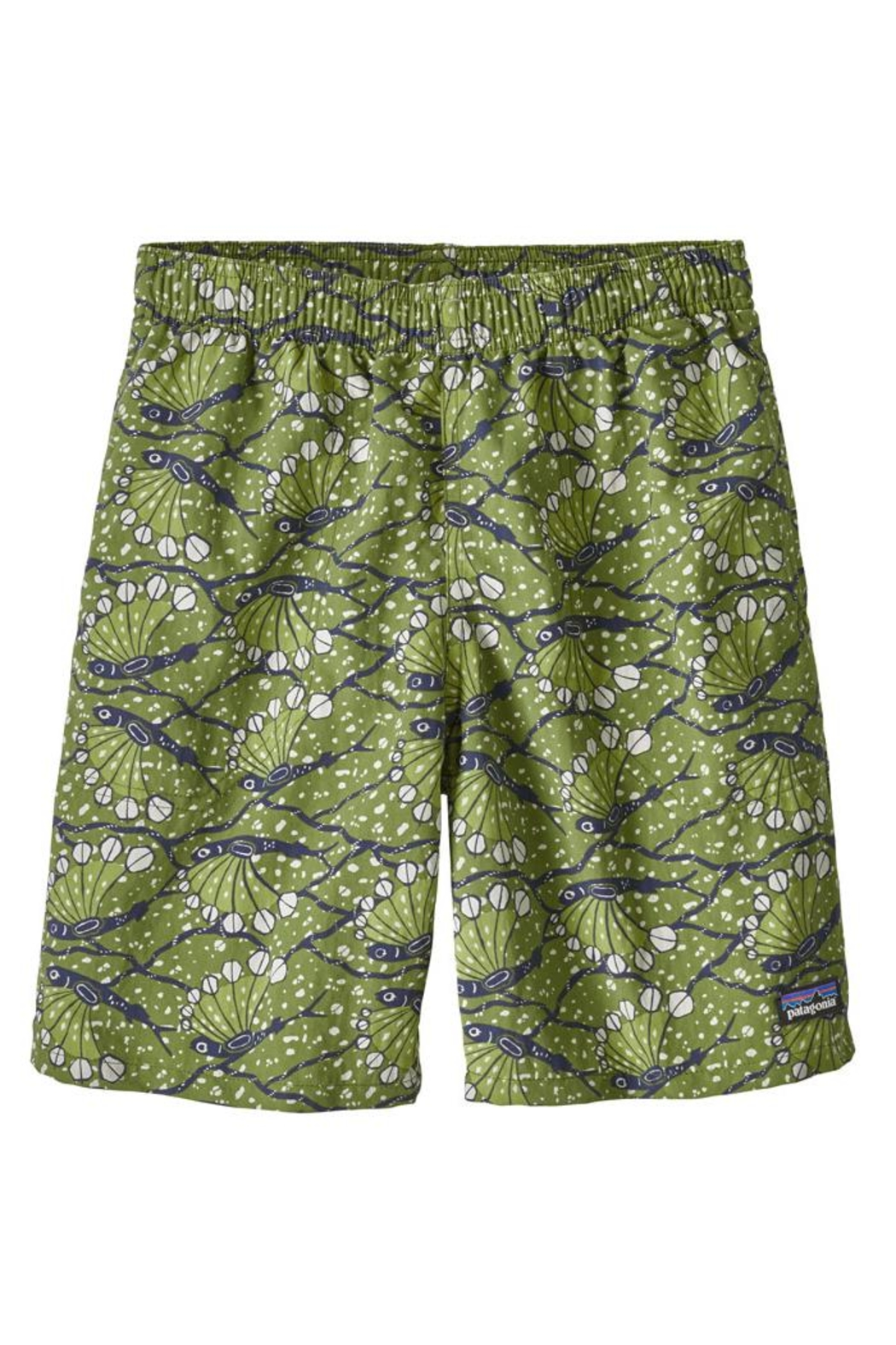 Patagonia Boys' Baggies Shorts - Front Cropped Image
