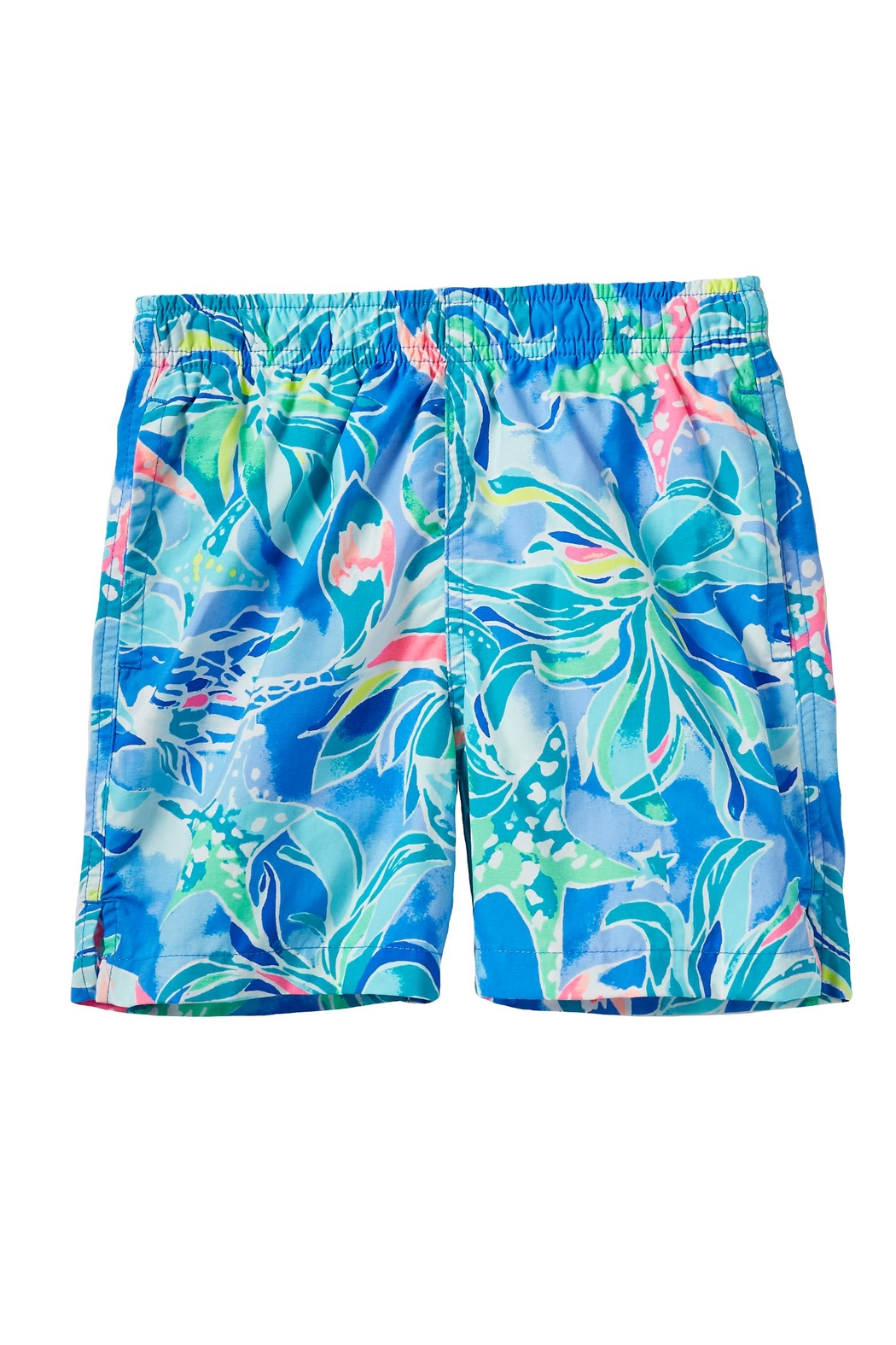 Lilly Pulitzer Boys Capri Swim-Trunk - Main Image