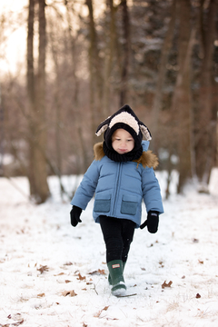 Shoptiques Product: Boys' Hooded Down Jacket