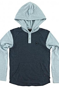 O'Neill Boys Hooded Henley - Alternate List Image