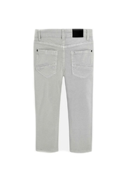 Mayoral Boys Twill-5-Pocket Trousers - Front full body