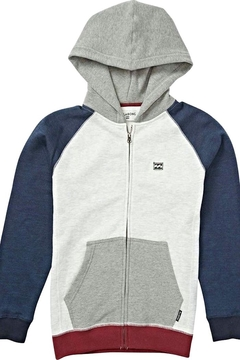 Billabong Boys Zip Hoodie - Alternate List Image