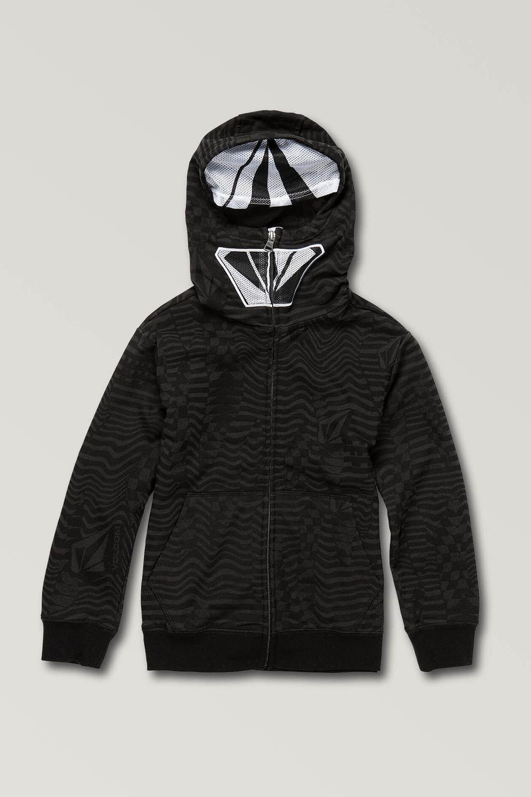 Volcom Boys Zip Up - Front Cropped Image