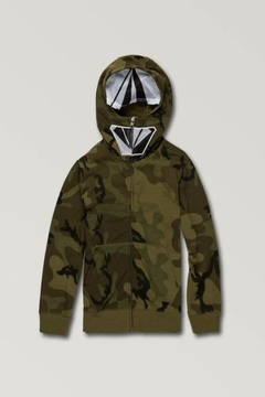 Volcom Boys Zip Up - Alternate List Image