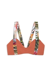 boys + arrows Dancin Dixie Bikini Top - Product Mini Image