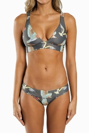 boys + arrows Fillis Firecracker Bikini Top - Product Mini Image