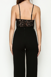 Bozzolo Hook Front Bralette - Back cropped