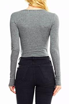 Bozzolo Uptown Girl Crop Top - Alternate List Image