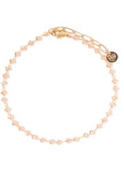 Tess + Tricia Bracelet Champagne - Front cropped