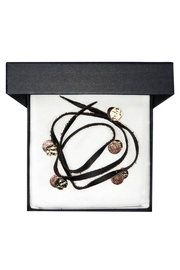 Gypsetters Bracelet Wrap Charms - Back cropped
