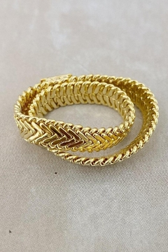 Bracha Kelly Chain Ring - Product List Image