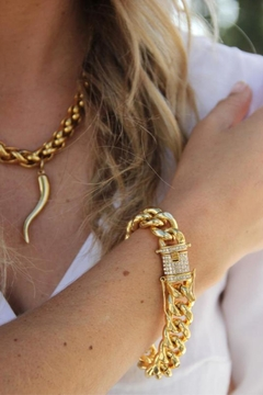 Bracha Milan Chain Bracelet - Alternate List Image
