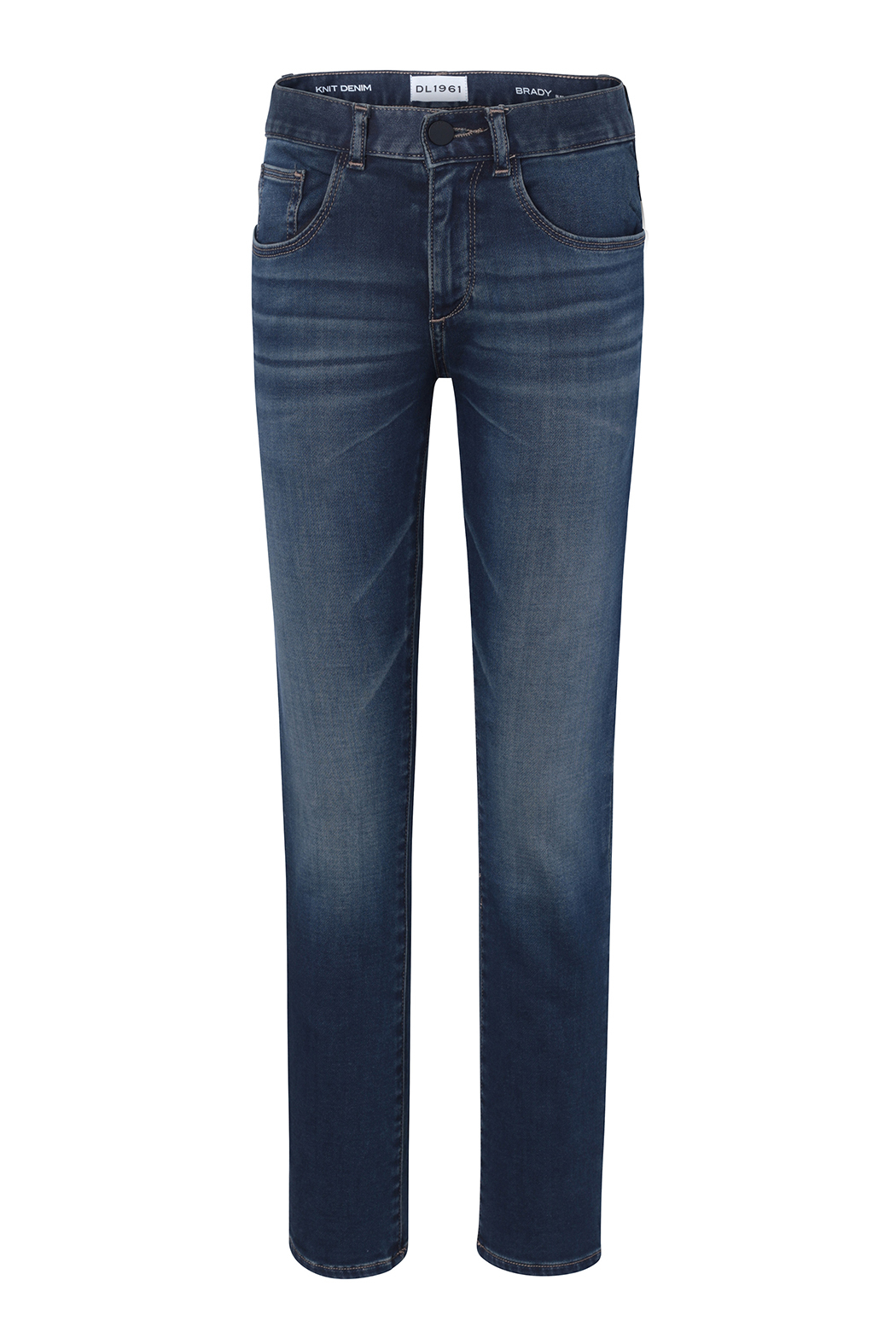 DL1961 Brady Slim Jeans 4190 - Front Cropped Image