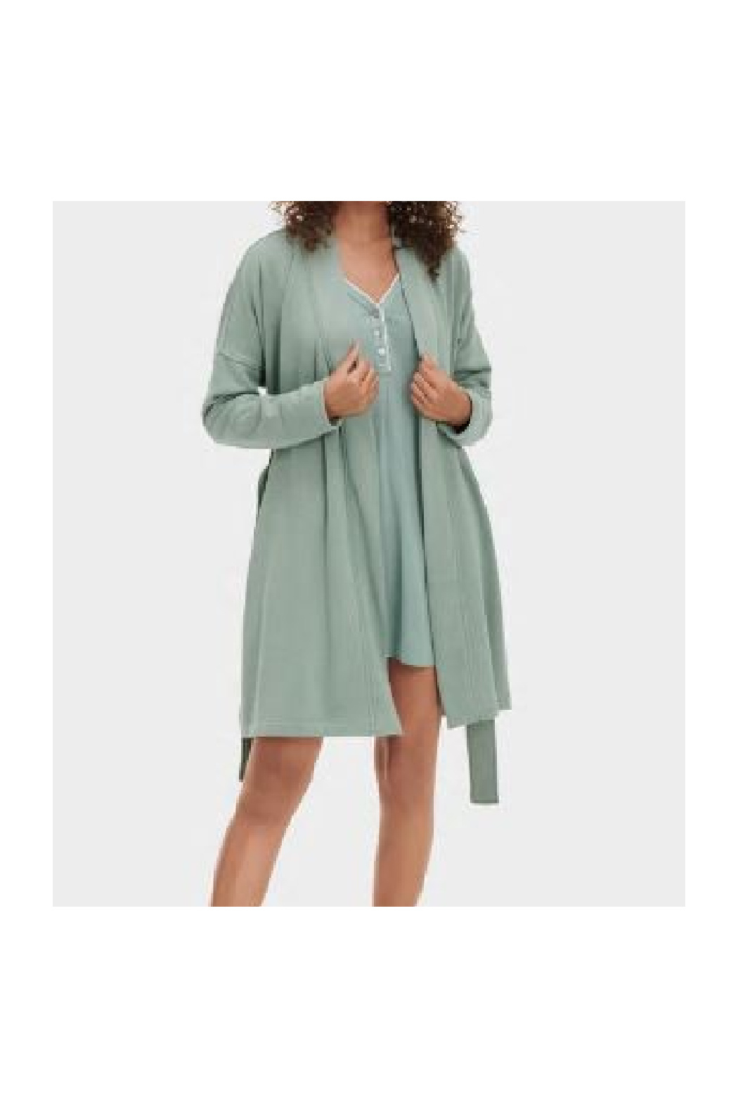 Ugg BRAELYN II ROBE - Front Cropped Image