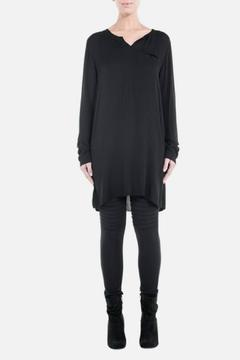 Shoptiques Product: Black Tunic Dress