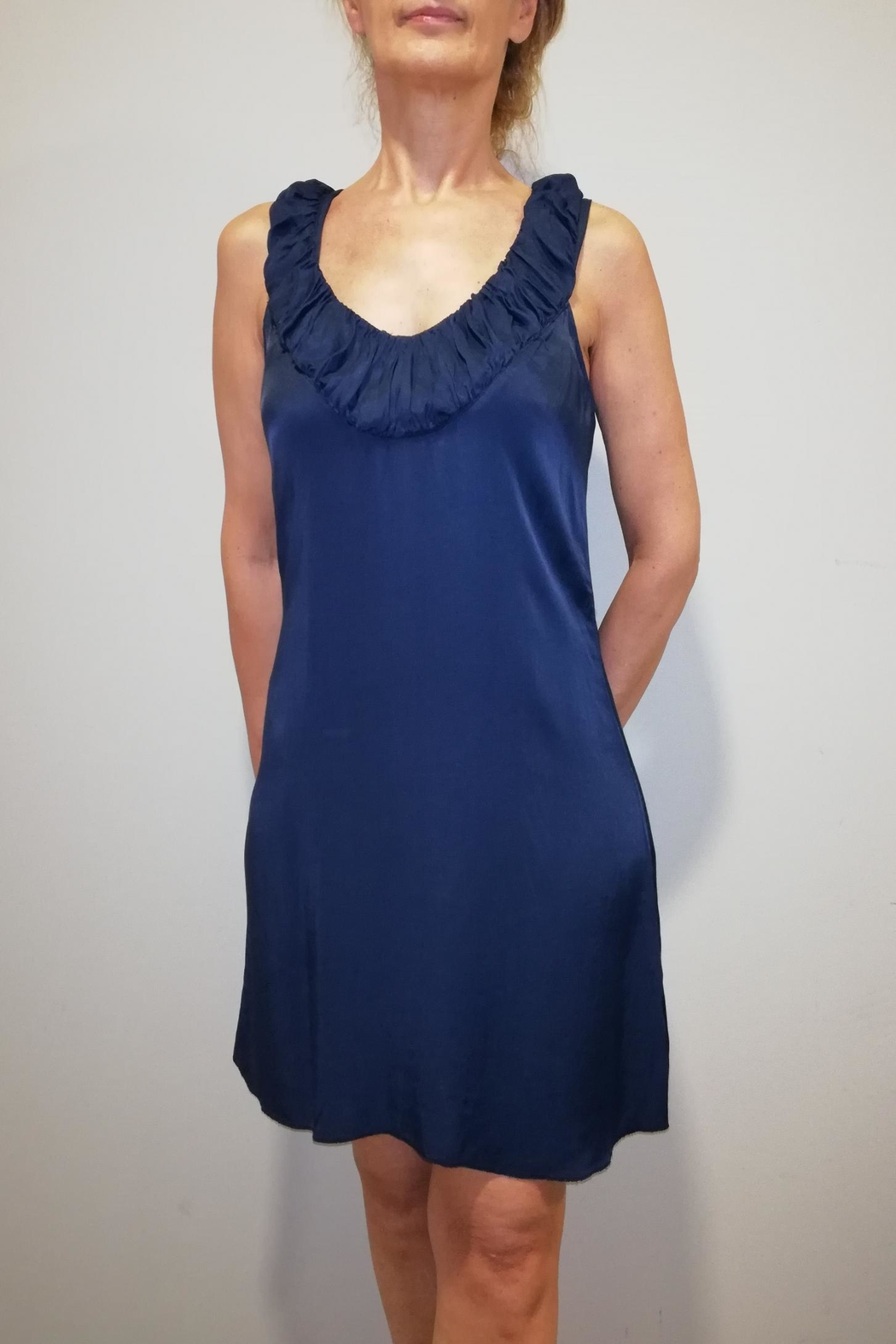 Braez Delmare Dress - Front Cropped Image