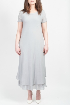 Braez Double Layered Maxi Dress - Product List Image