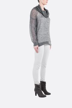 Shoptiques Product: Mohair Cowlneck Sweater