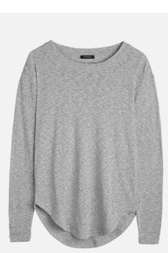 Shoptiques Product: Curved Hem Sweater