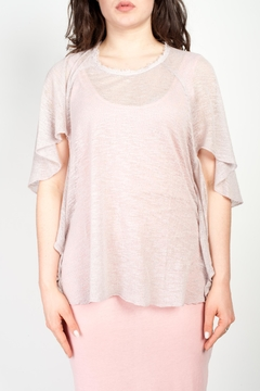 Braez Transparent Blouse - Product List Image