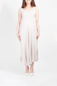Shoptiques Product: Casual Sleeveless Midi Dress