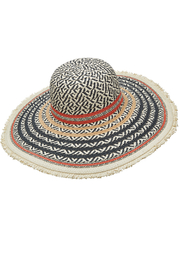 Dorfman Pacific BraidToyo Big Brim - Front cropped