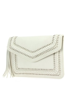 Shoptiques Product: Braided Beauty Clutch
