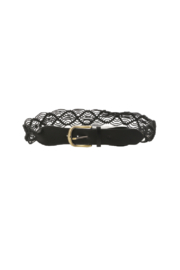 FAME ACCESORIES Braided Belt - Product Mini Image