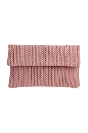 joseph d'arezzo Braided Clutch - Product Mini Image