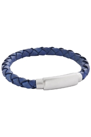 Made It! Braided Leather Bracelet - Product Mini Image