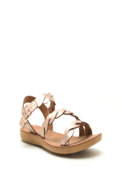 Bamboo Braided Sandals - Alternate List Image