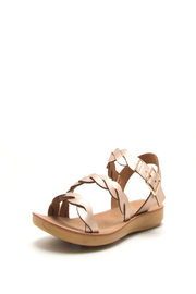 Bamboo Braided Sandals - Product Mini Image