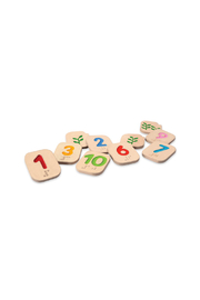 Plan Toys Braille Numbers 1-10 - Product Mini Image