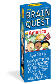 Workman Publishing Brain Quest America - Product Mini Image